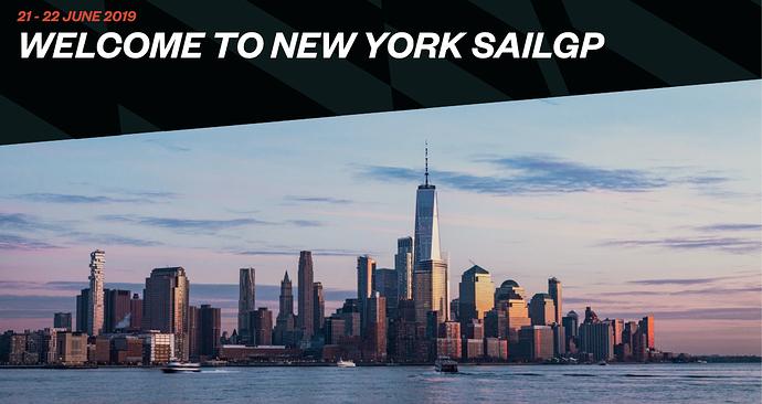 SailGP-NewYork